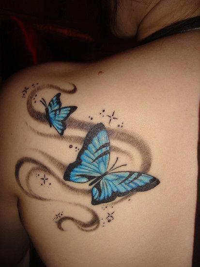 tatuaggi farfalle come scegliere