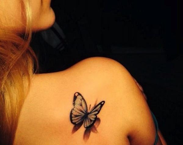tatuaggi farfalle significato