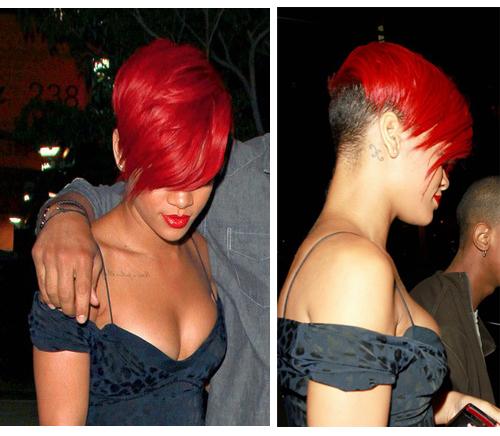 A chi stanno bene i capelli rosso fuoco