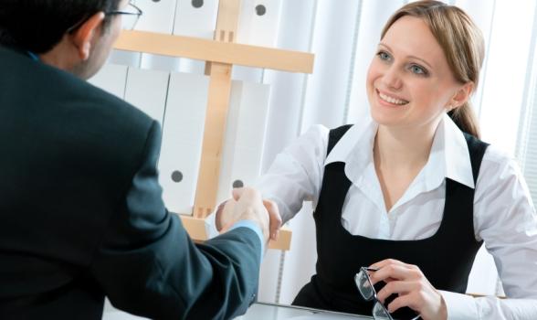 Colloquio di lavoro, come fare un'ottima prima impressione