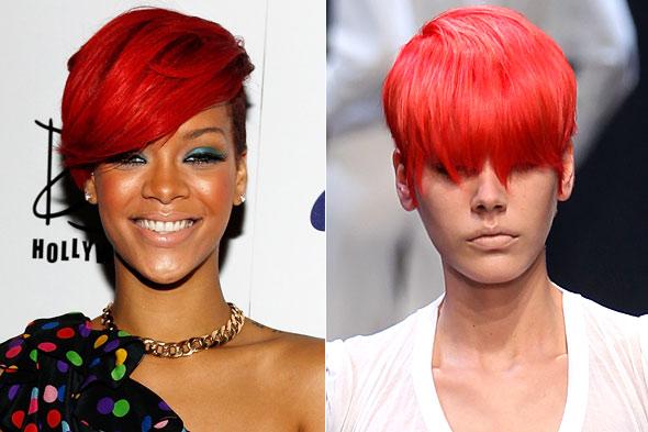 Consigli per avere capelli rosso fuoco al top
