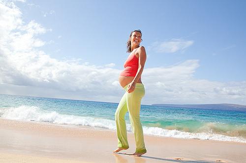 Gravidanza al top, come mantenersi in forma con la dieta e gli esercizi giusti