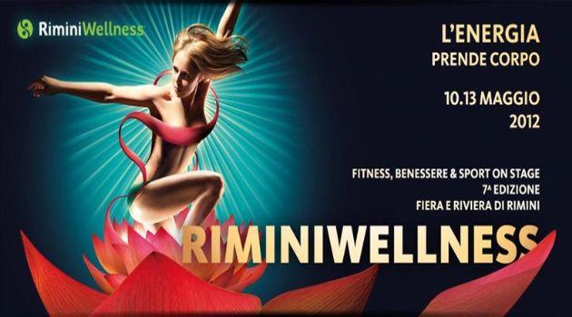 Rimini Wellness 2012: tutte le novità del fitness e del benessere