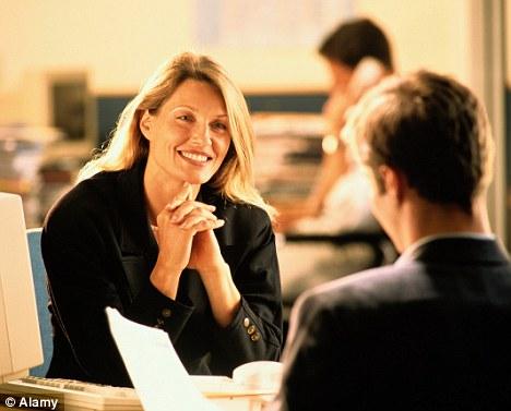 Trucco per un colloquio di lavoro