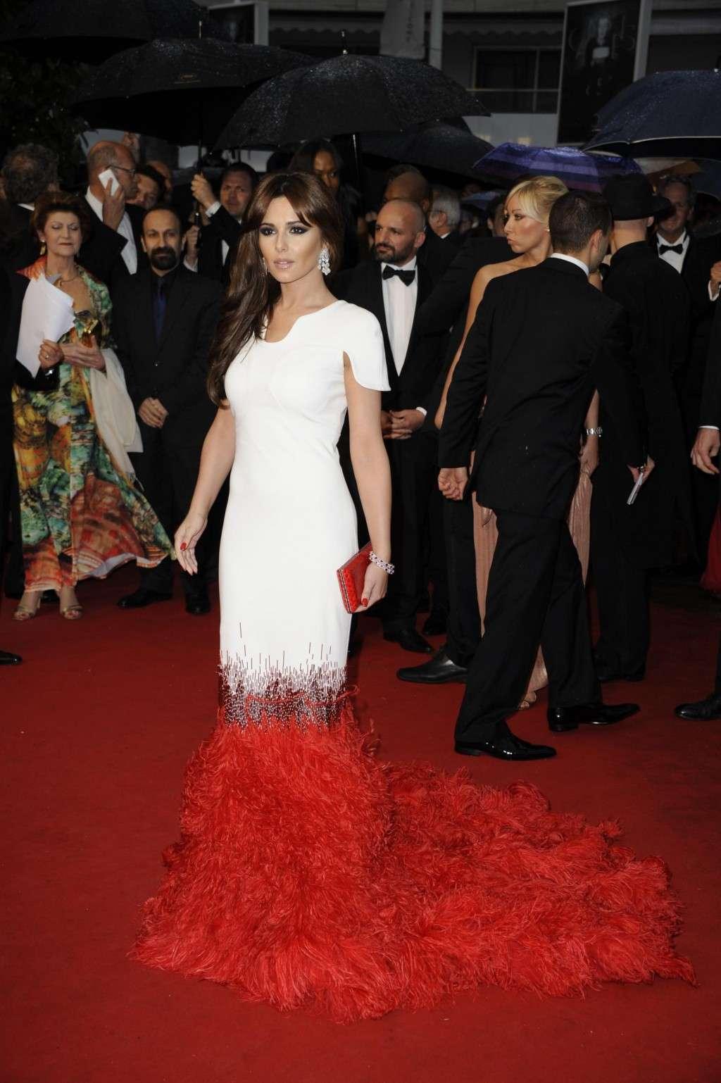 Cannes 2012 Cheryl Cole