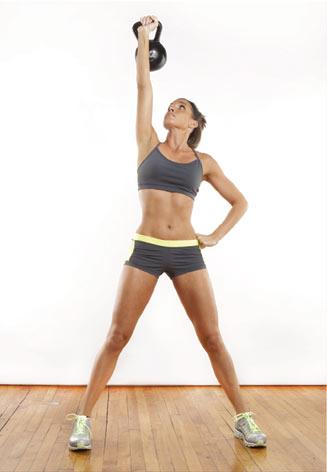 kettlebell esercizi perdere peso
