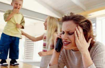 Le sgridate ai bambini servono purchè non siano violente