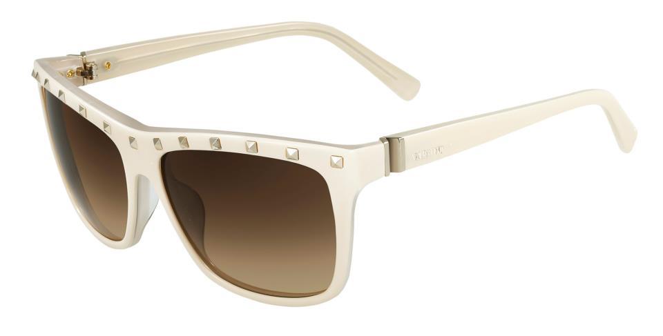 valentino occhiali rockstud bianchi