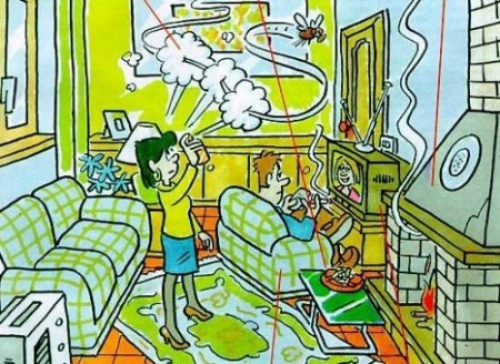 Inquinamento indoor linee guida