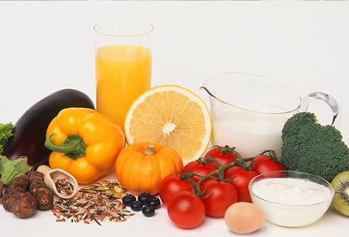 Un regime alimentare sano