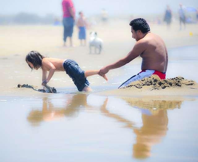 Giochi da spiaggia fai da te per i bambini