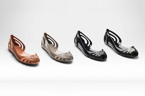 Scarpe Gucci, la nuova linea di ballerine ecologiche