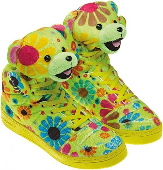 jeremy scott per adidas sneakers