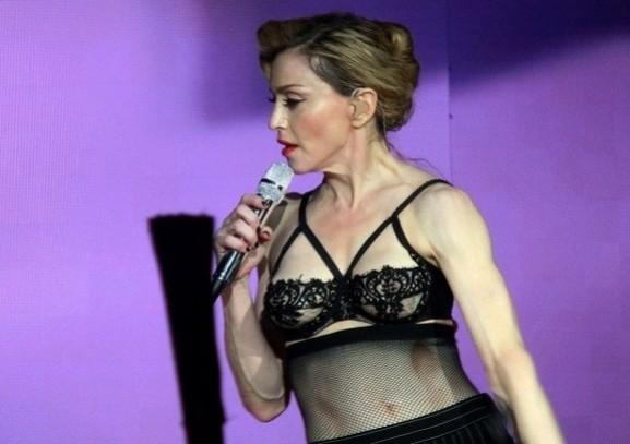 La dieta di Madonna: un esempio da non seguire