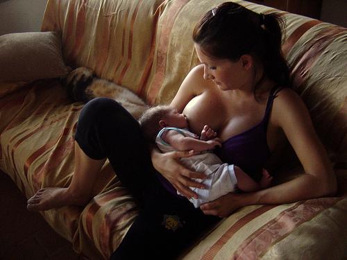 prurito al seno in allattamento