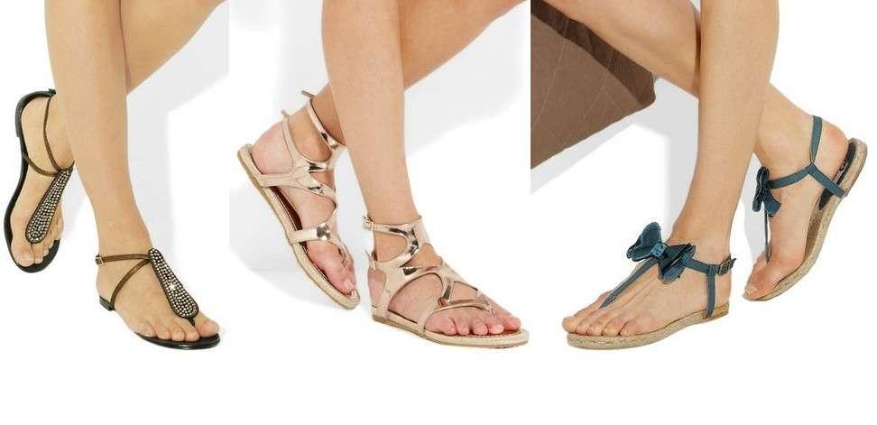 Sandali flat eleganti: per essere perfette senza tacco [FOTO]