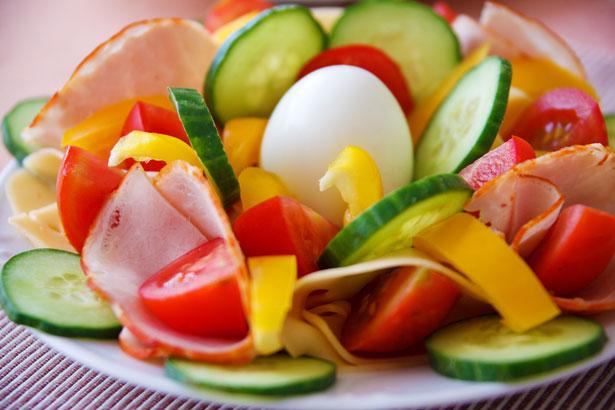 Le verdure fanno bene se condite nel modo opportuno