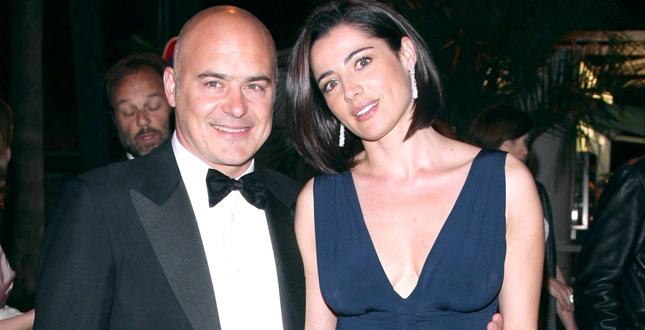 Luca Zingaretti, matrimonio a Ragusa con Luisa Ranieri