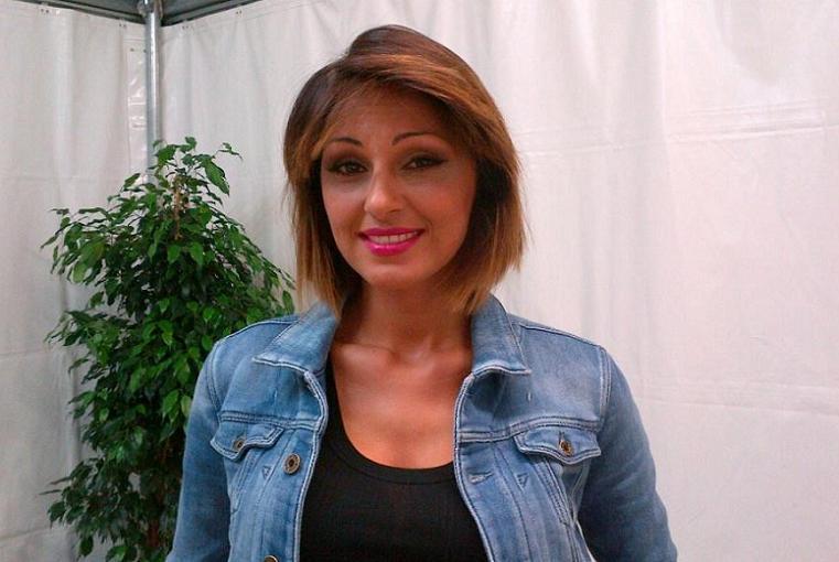 Anna Tatangelo capelli