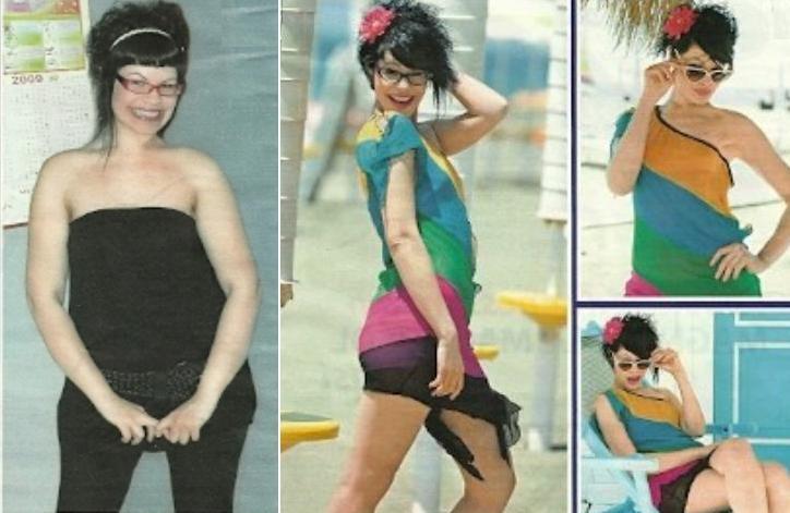 Claudia Casciaro: la dieta per perdere 25 kg