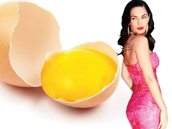 Colazione un uovo per essere perfette