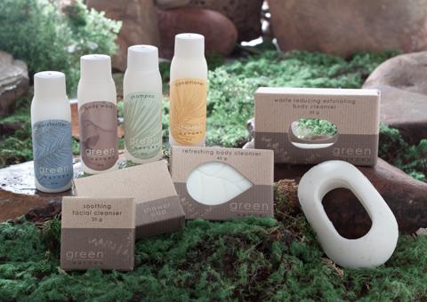 Prodotti beauty con confezione riciclabile