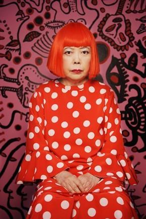 Yayoi Kusama louis vuitton_stilista