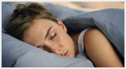 Gli alimenti per dormire meglio