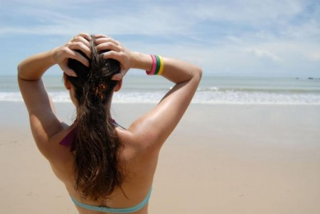 Cura capelli: come averli perfetti anche al mare