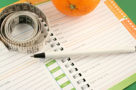 diario alimentare perdere peso