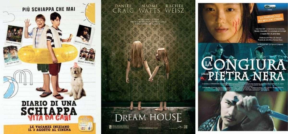 Film in uscita al cinema, settimana 03-09 agosto 2012
