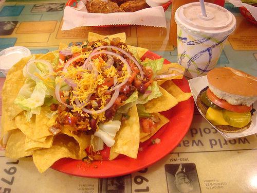 Un dieta ricca di grassi animali è meno pericolosa del Junk food