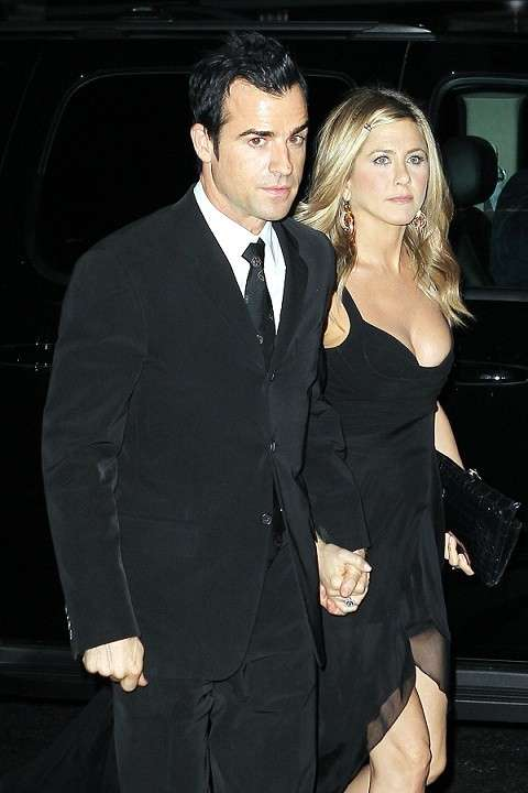 Justin Theroux e Jennifer Aniston
