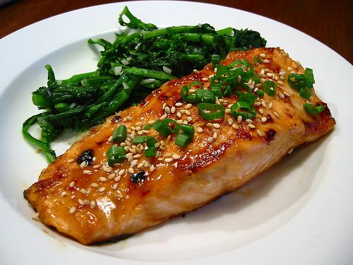 ricette pesce light poche calorie estate