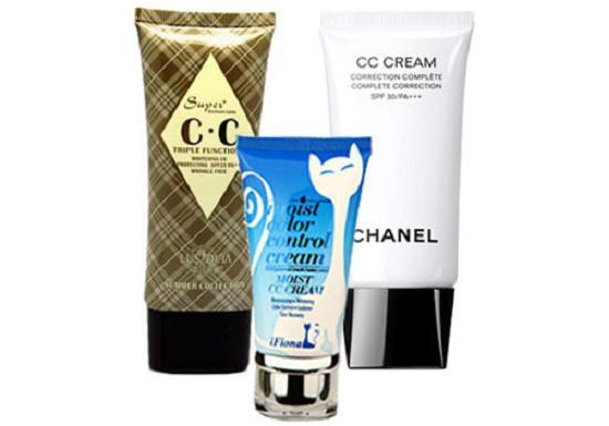 BB Cream o CC Cream? Tutto ciò che dovete sapere