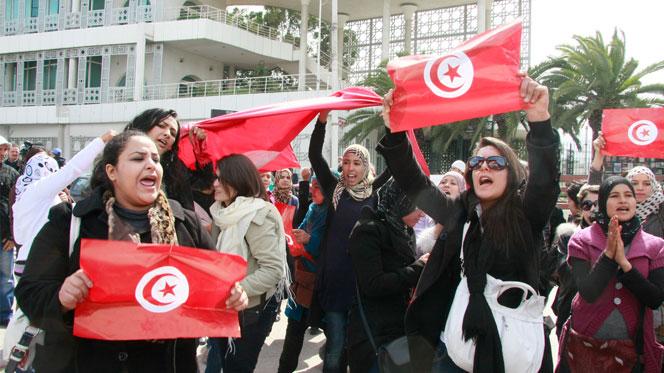 Donne discriminate Tunisia