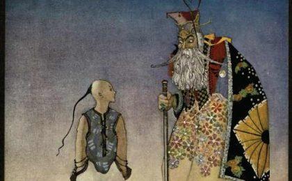 Fiabe bambini da tutto il mondo, le magica storia di Aladino