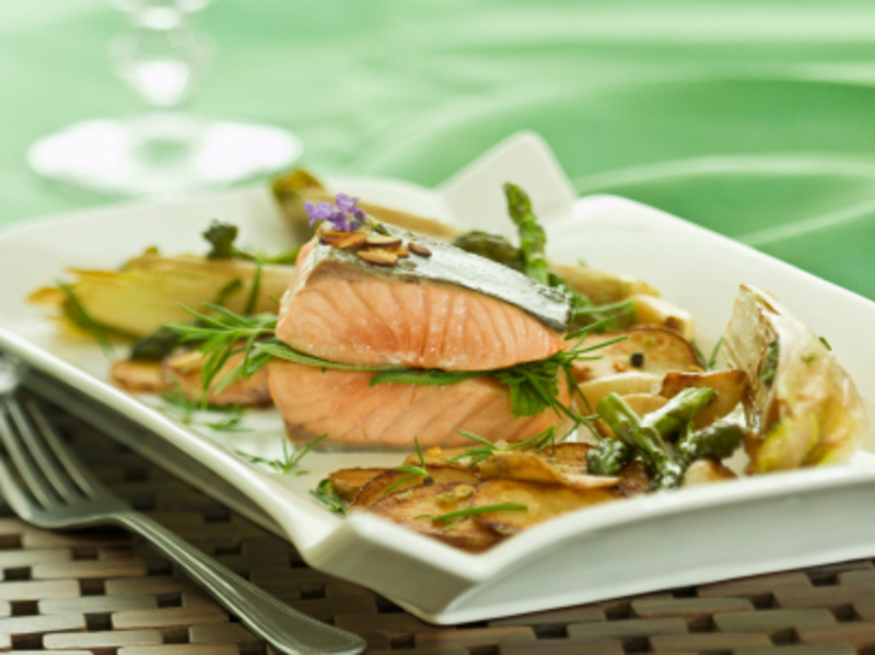 La dieta del pesce per dimagrire in estate
