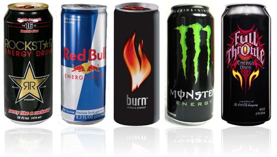 energy drink pericolosi per la salute