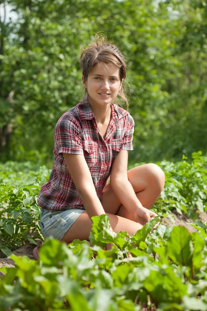 Donne lavoro agricoltura