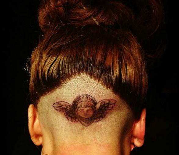 Lady Gaga capelli