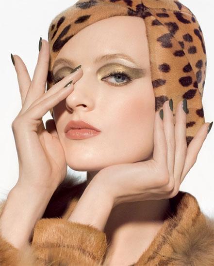 Tendenze trucco A/I 2012-13: lo stile jungle