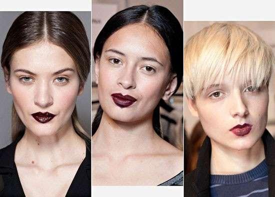 Rossetto, come e quando indossare i colori dark [FOTO]