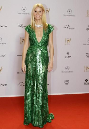 Gwyneth Paltrow è stata eletta la donna più elegante del 2012 da People