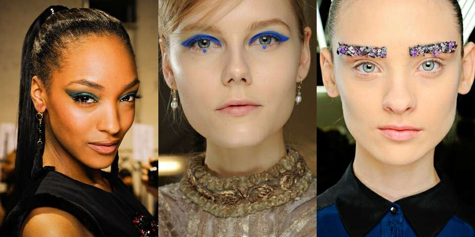 Sopracciglia, le grandi protagoniste del make up d'autunno [FOTO]