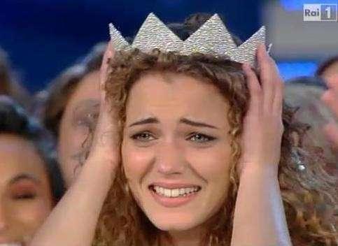 Miss Italia 2012 è la siciliana Giusy Buscemi [FOTO]