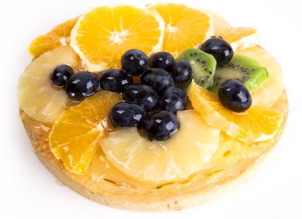 ricette light crostata frutta