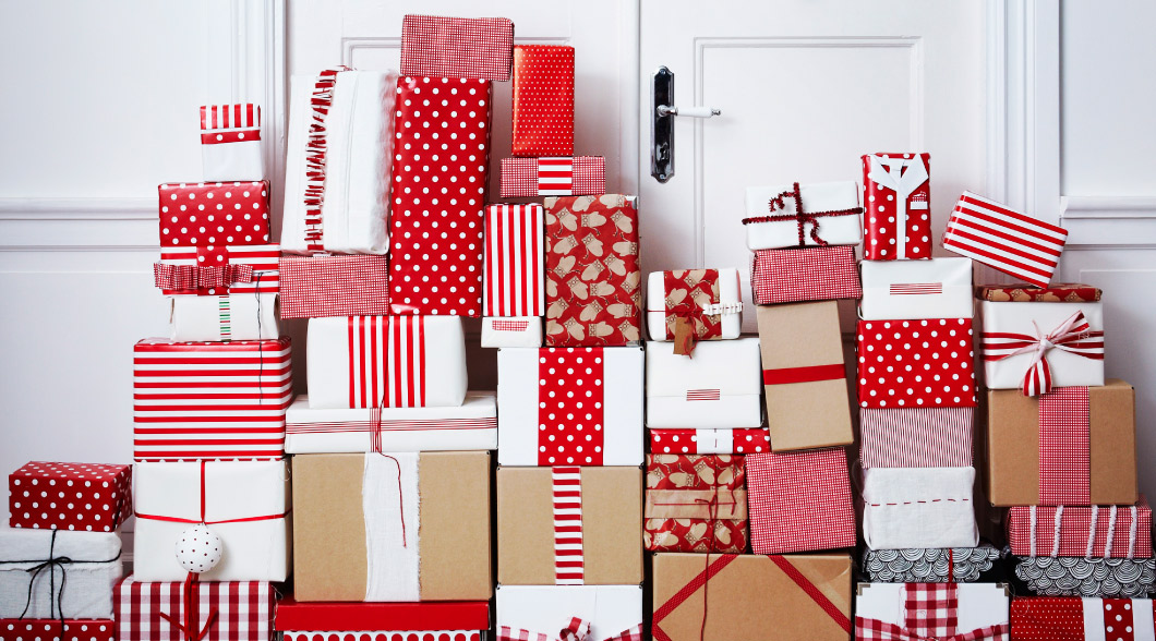 Catalogo Ikea Natale 2012 carta regalo