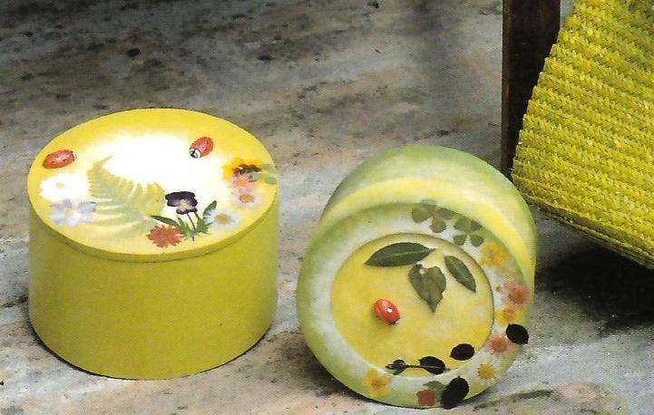 Decoupage creativo per creare coccinelle e decorare tanti oggetti