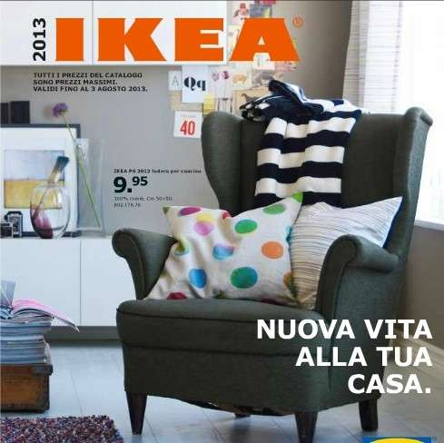 Catalogo Ikea 2013 [FOTO]